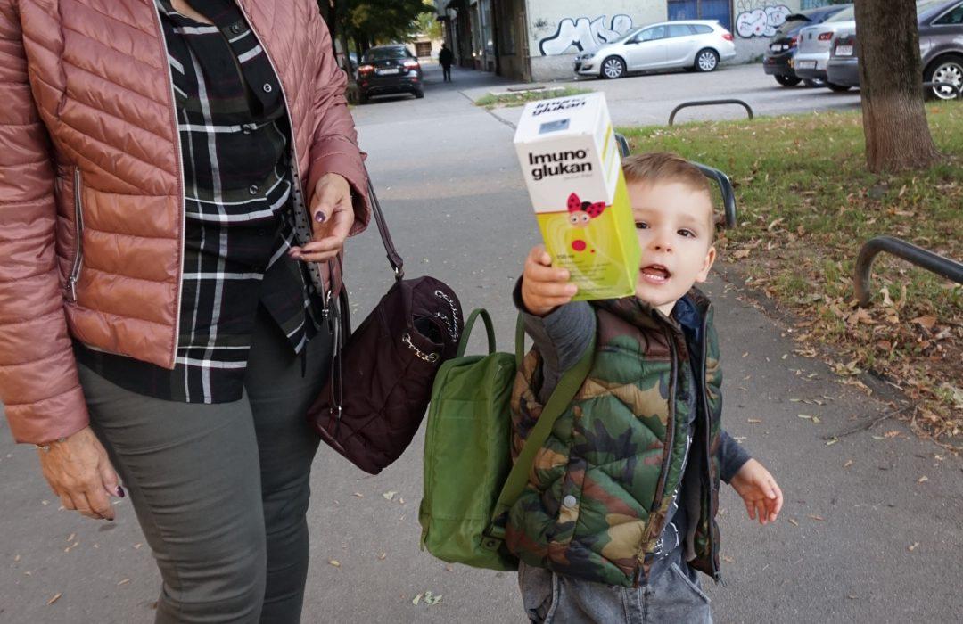Mama reče ne, vprašaj babi!